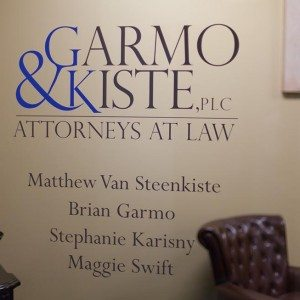 Troy Michigan Attorneys, Garmo and Kiste, PLC